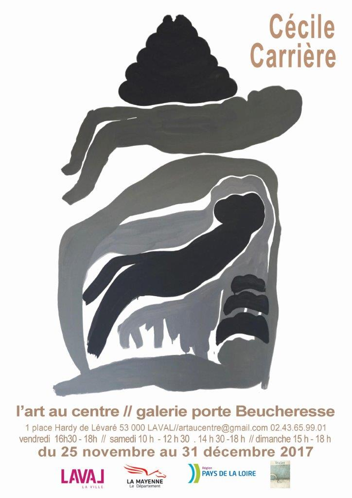 affiche cecile carriere